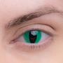Карнавальные линзы EOS Green Cat